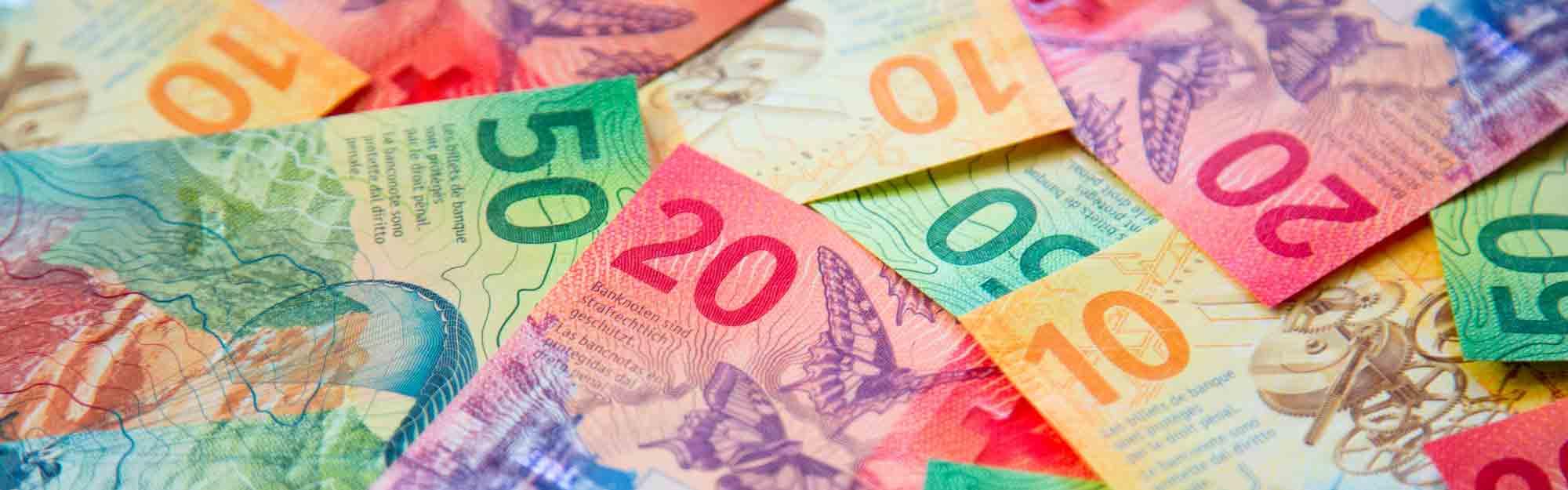 Pourquoi Le Franc Suisse Est Une Monnaie Forte B Sharpe