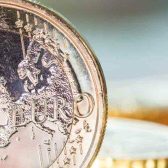 photo d'une pièce d'un euro