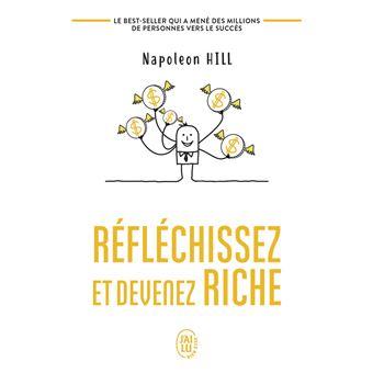Source : https://www.fr.fnac.ch/a3097359/Napoleon-Hill-Reflechissez-et-devenez-riche